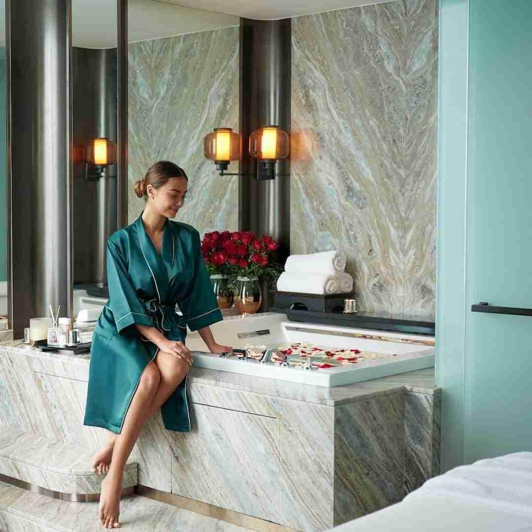jacuzzi room hotel in Bangkok