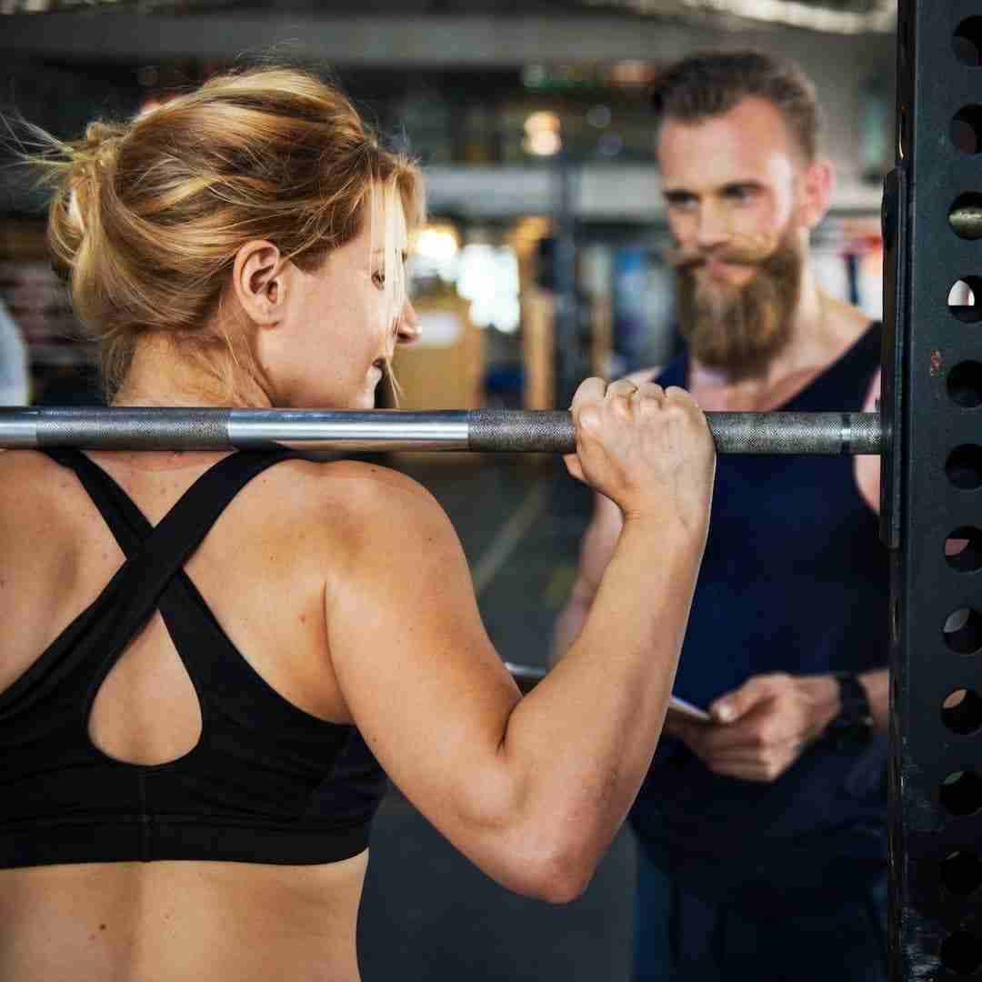 personal gym trainer in Bangkok