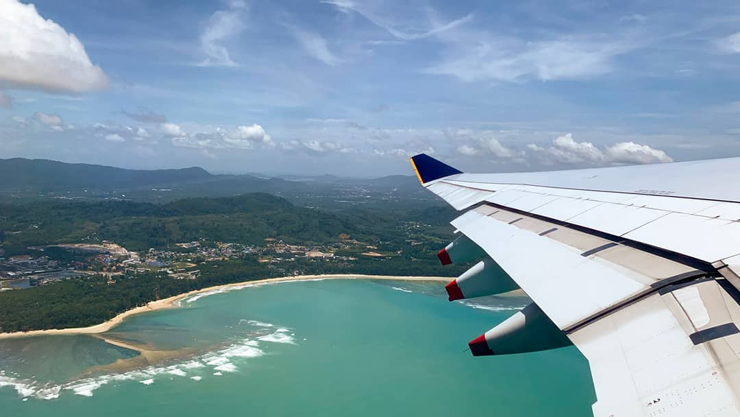 Private Jet Thailand