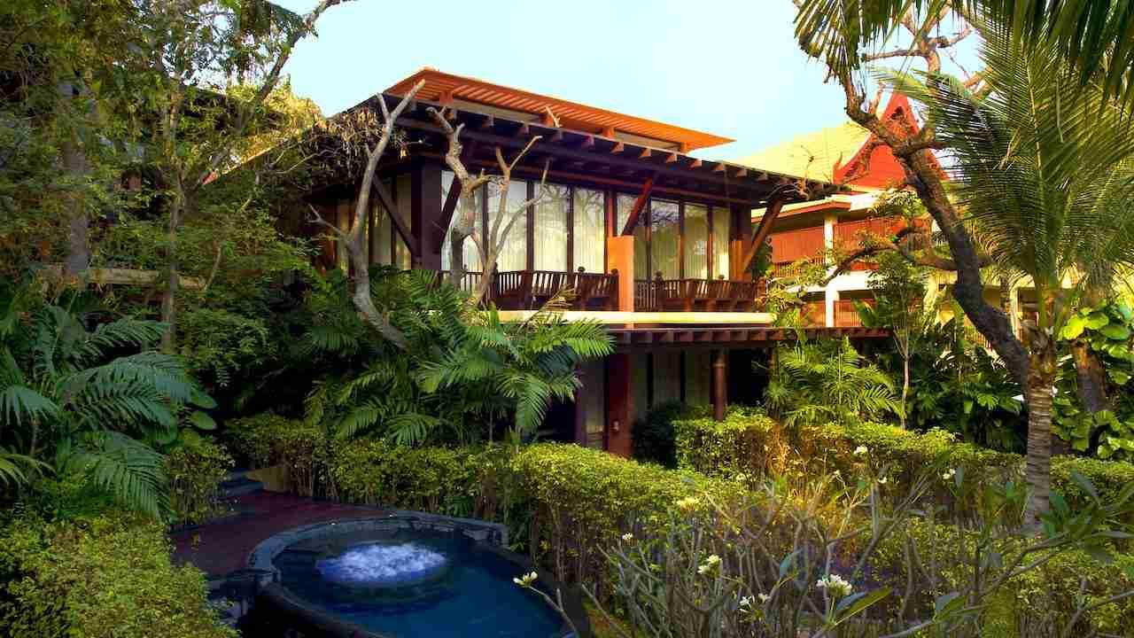the barai villa in Hua Hin Thailand
